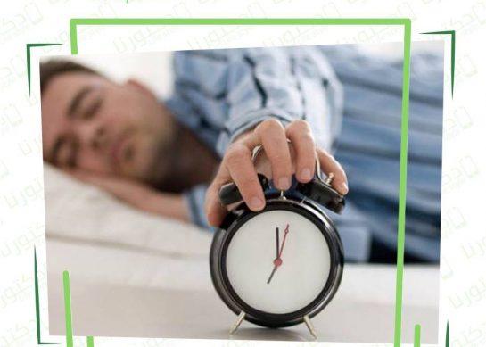 النوم القليل … هيتخنك