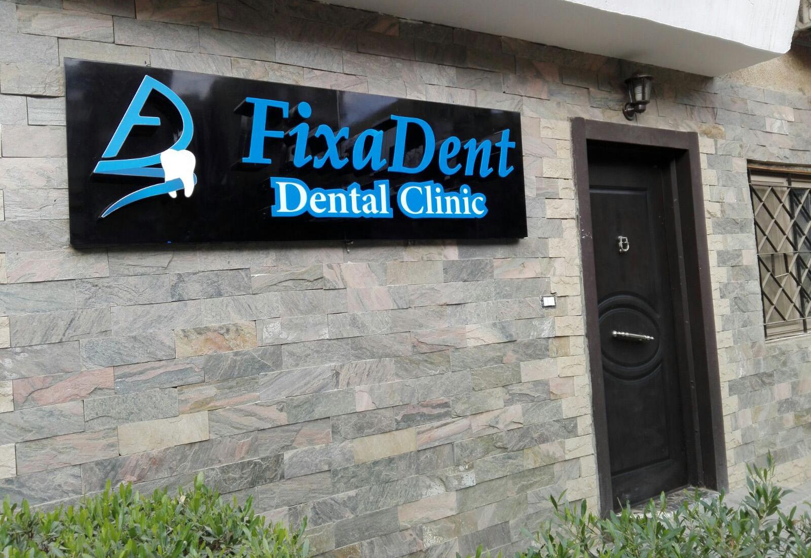 Fixadent Clinic